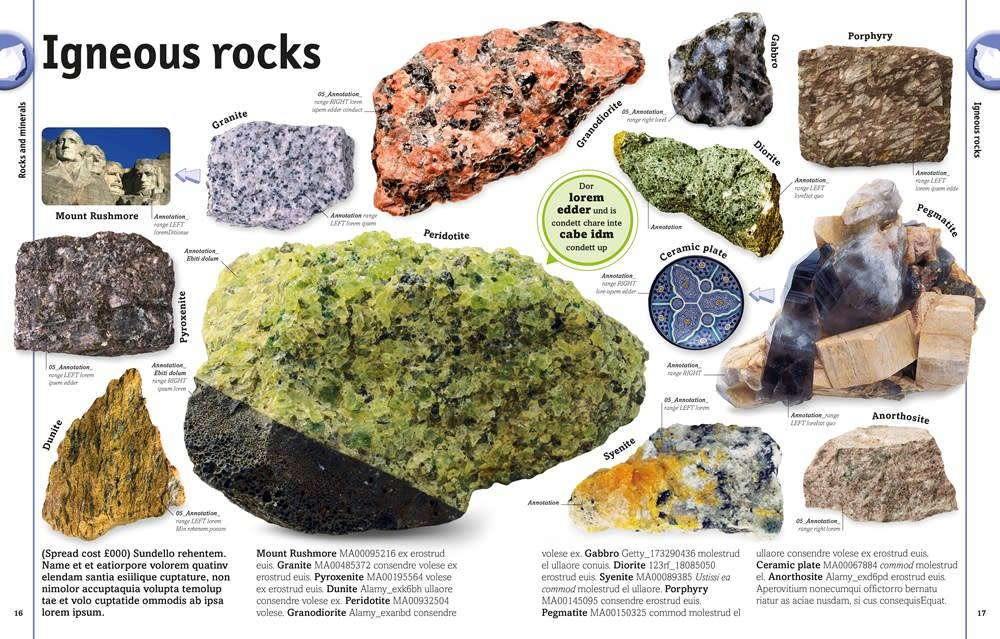 DK DK Smithsonian: The Rock & Gem Book