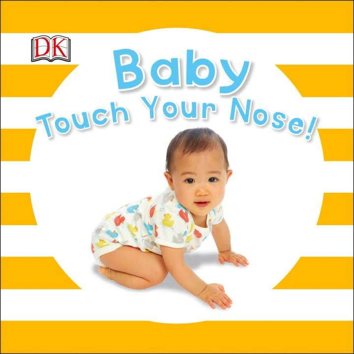 DK Baby: Touch Your Nose