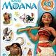 DK Ultimate Sticker Book: Disney Moana