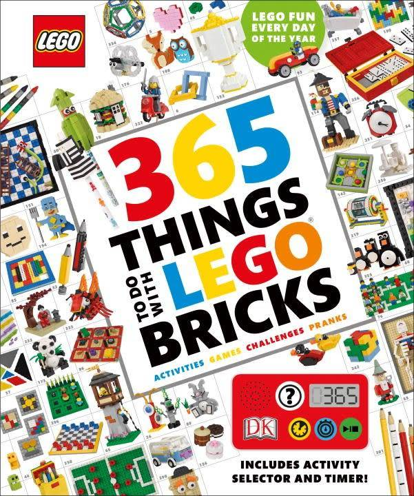 DK LEGO: 365 Things to Do with LEGO Bricks