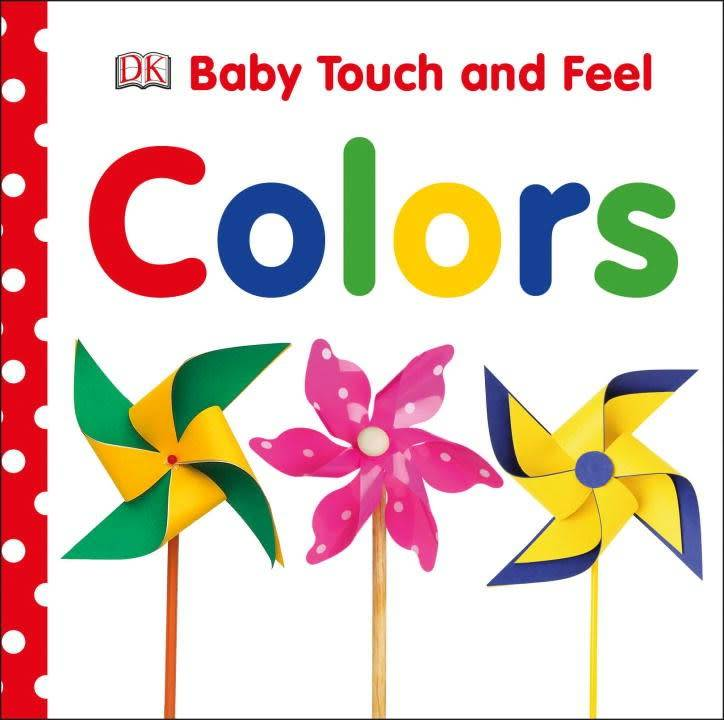 DK Children Baby Touch and Feel: Colors