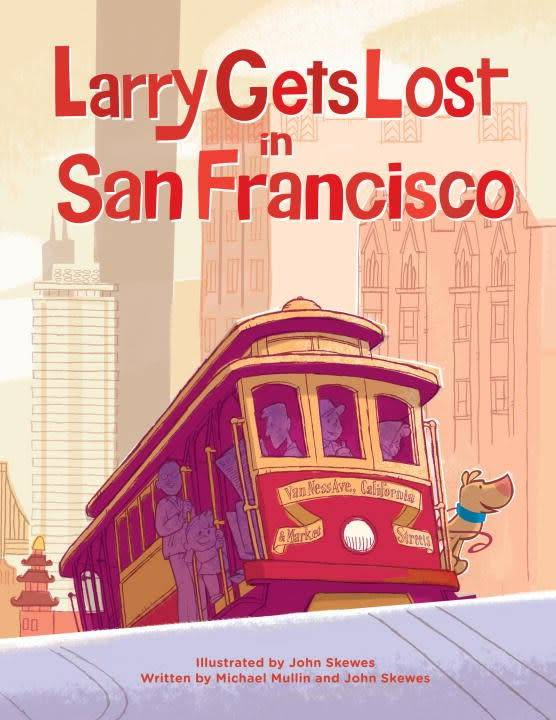 Larry Gets Lost: In San Francisco