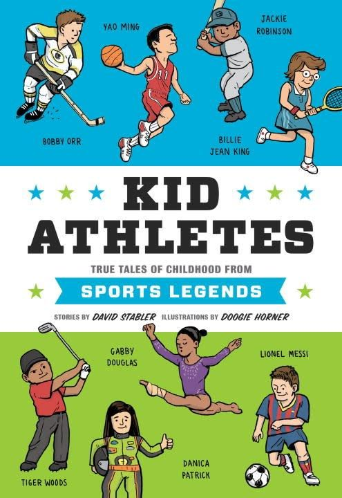 Quirk Books Kid Athletes: True Tales of Childhood... Sports Legends