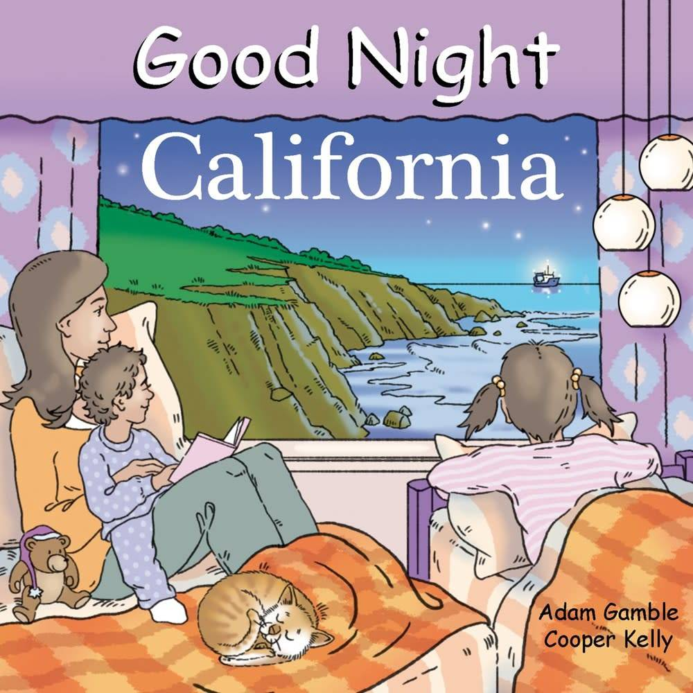 Good Night Books Good Night Our World: California