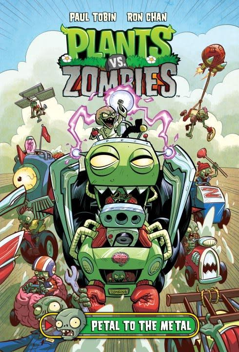 Dark Horse Books Plants vs. Zombies: Petal to the Metal