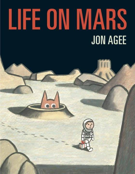 Dial Books Life on Mars