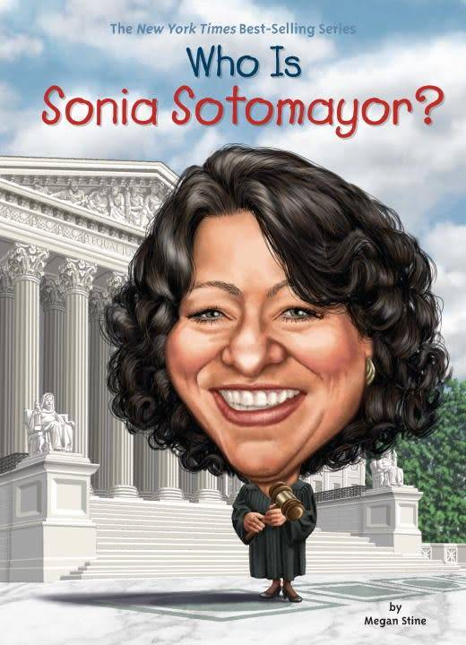 Grosset & Dunlap Who Was...?: Who Is Sonia Sotomayor?
