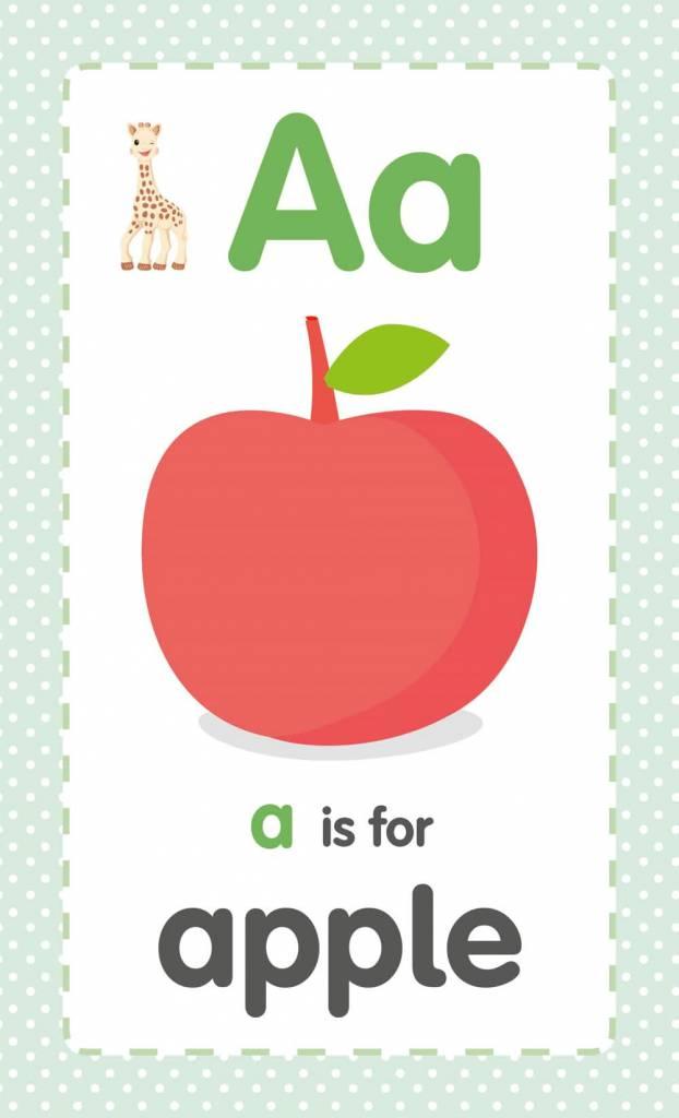 DK Children Sophie la girafe: ABC Flashcards