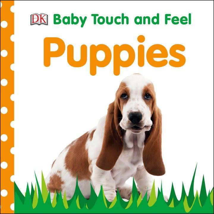 DK Children Baby Touch and Feel: Puppies