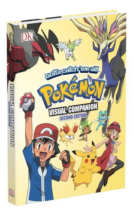 DK Pokémon: Visual Companion (2nd Ed.)