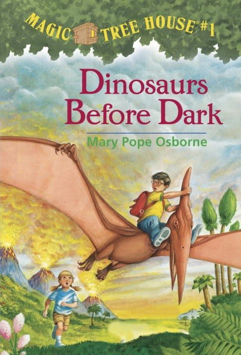 Random House Books for Young Readers Magic Tree House 01 Dinosaurs Before Dark