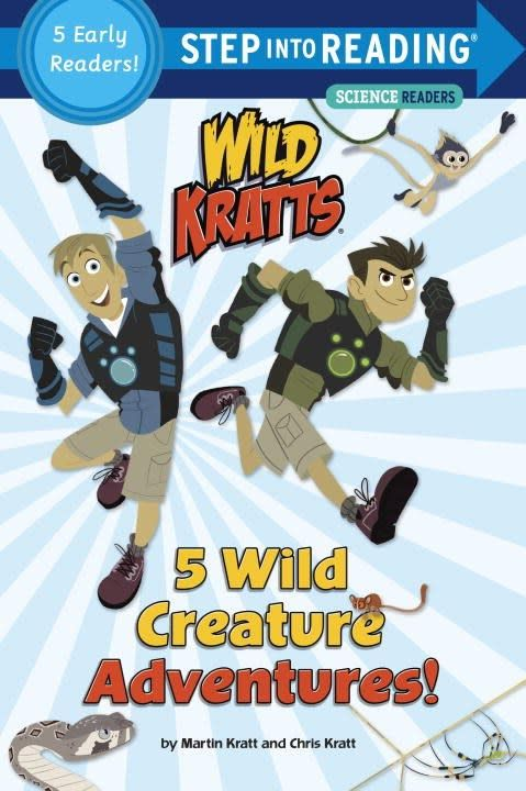 Random House Books for Young Readers Wild Kratts: 5 Wild Creature