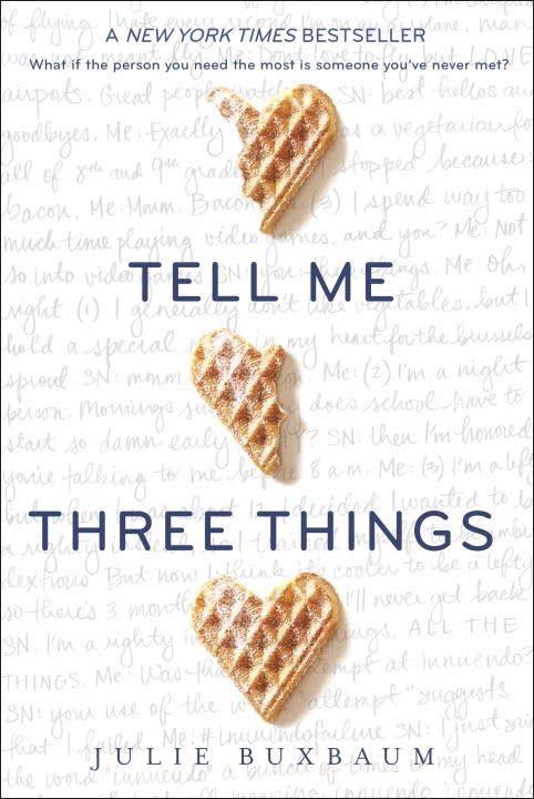 Ember Tell Me Three Things