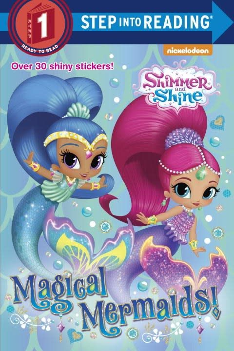 Random House Books for Young Readers Shimmer and Shine: Magical Mermaids! (Step-into-Reading, Lvl 1)