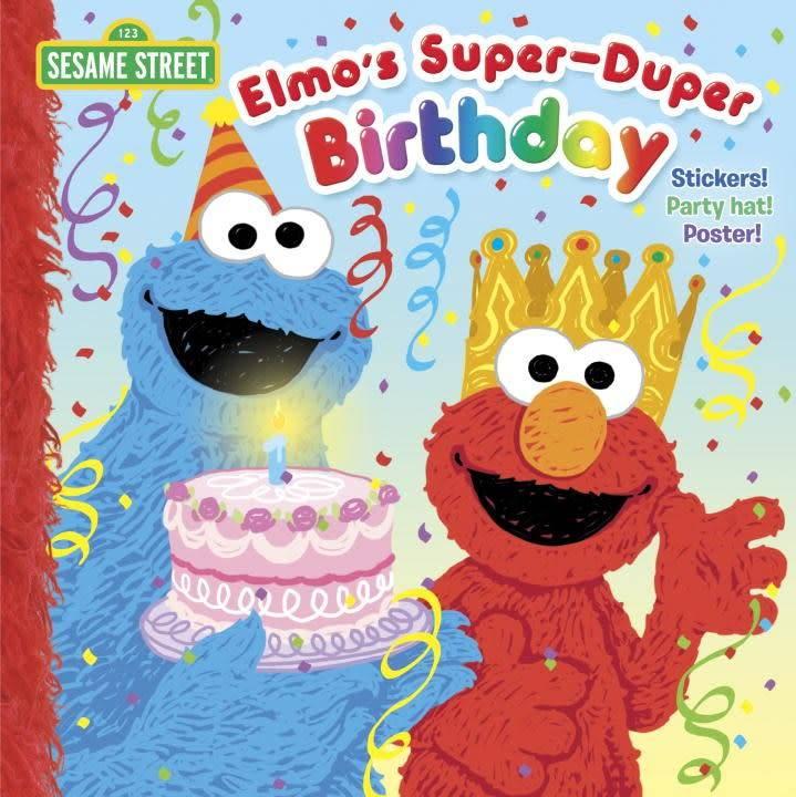 Random House Books for Young Readers Sesame Street: Elmo's Super-Duper Birthday