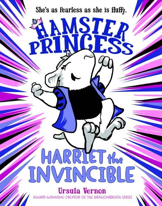 Puffin Books Hamster Princess 01 Harriet the Invincible