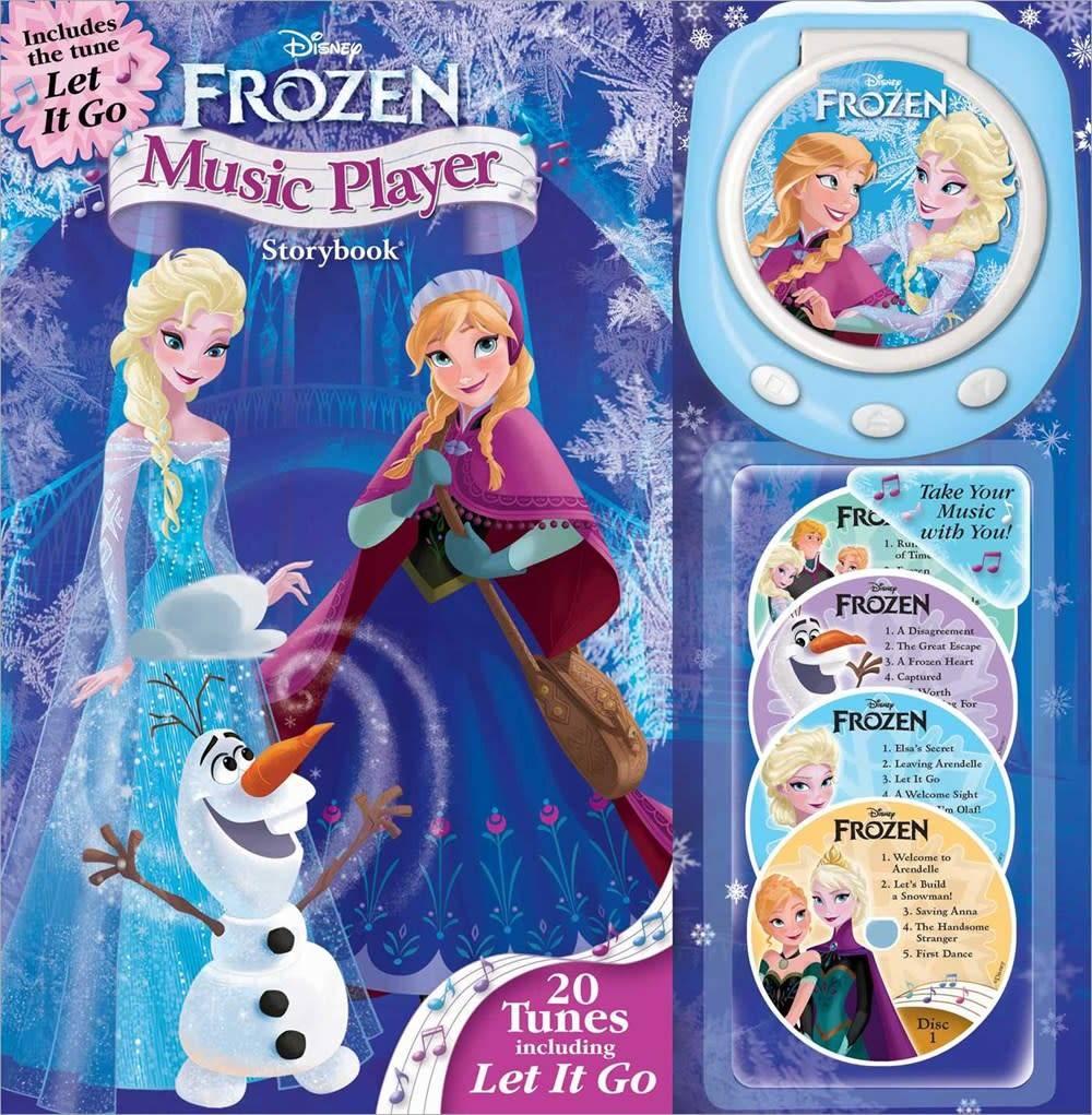 Disney Frozen (Music Player Storybook)