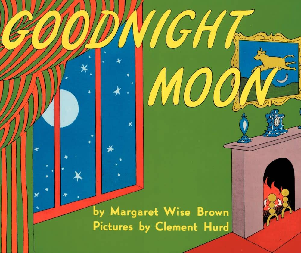 Harper Collins Children's Books Goodnight Moon (Large Board Book)