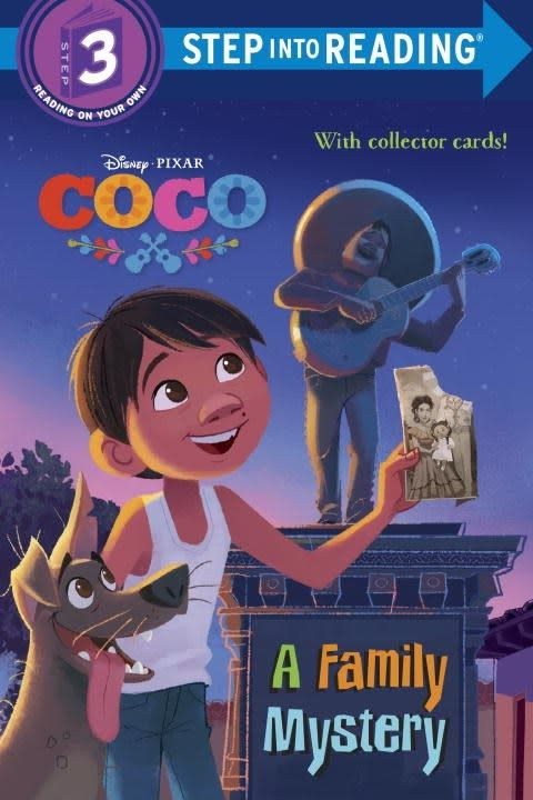 RH/Disney Disney Pixar: Coco: A Family Mystery (Step-into-Reading: Lvl 3)