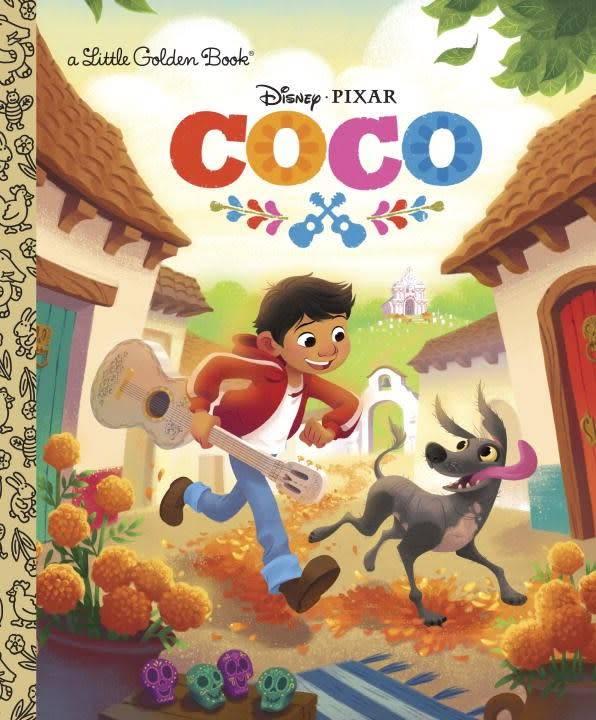 Golden Books Disney Pixar: Coco (Little Golden Book)