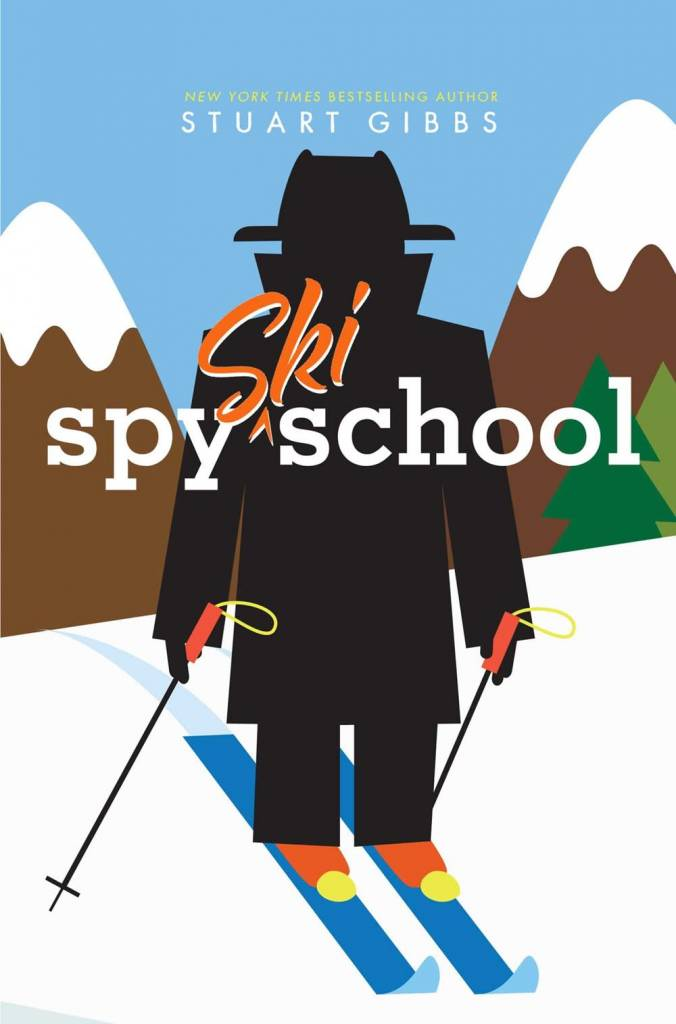 Simon & Schuster Books for Young Readers Spy School 04 Spy Ski School