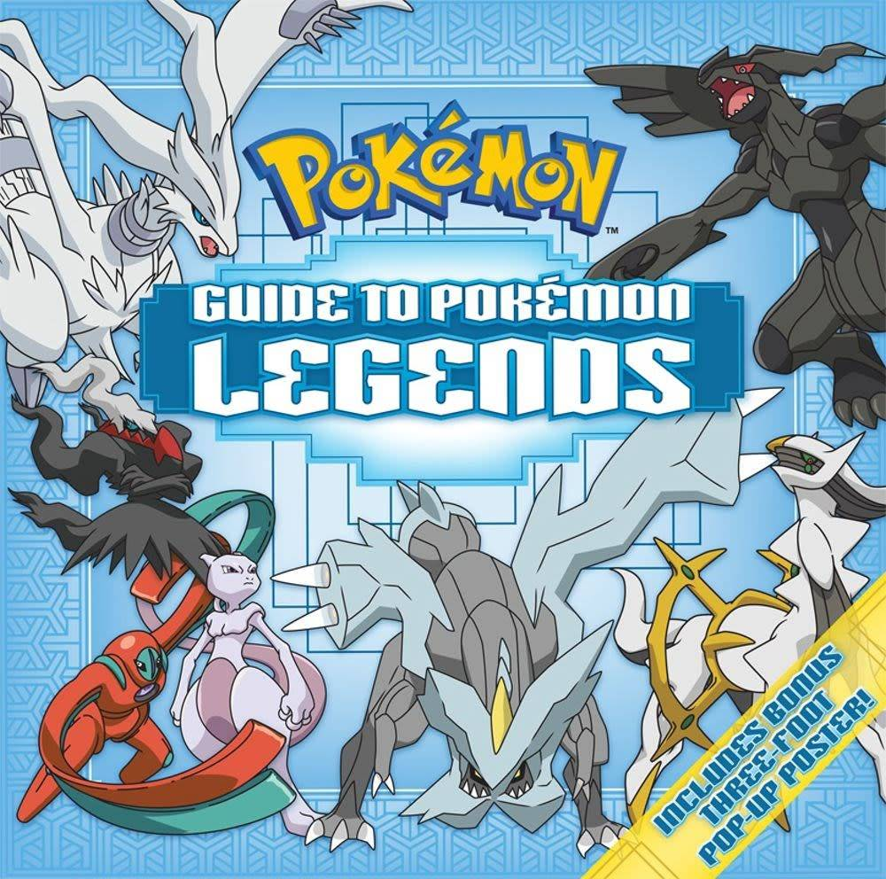 Pokemon: Guide to Pokemon Legends
