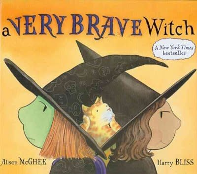 Simon & Schuster A Very Brave Witch