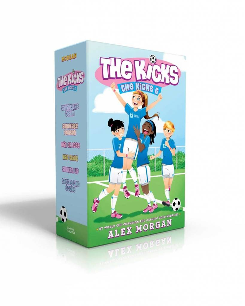 Simon & Schuster Books for Young Readers The Kicks 6 Boxed Set (#1-6)