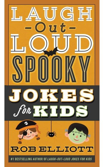 Harper Laugh-Out-Loud Jokes for Kids: Spooky
