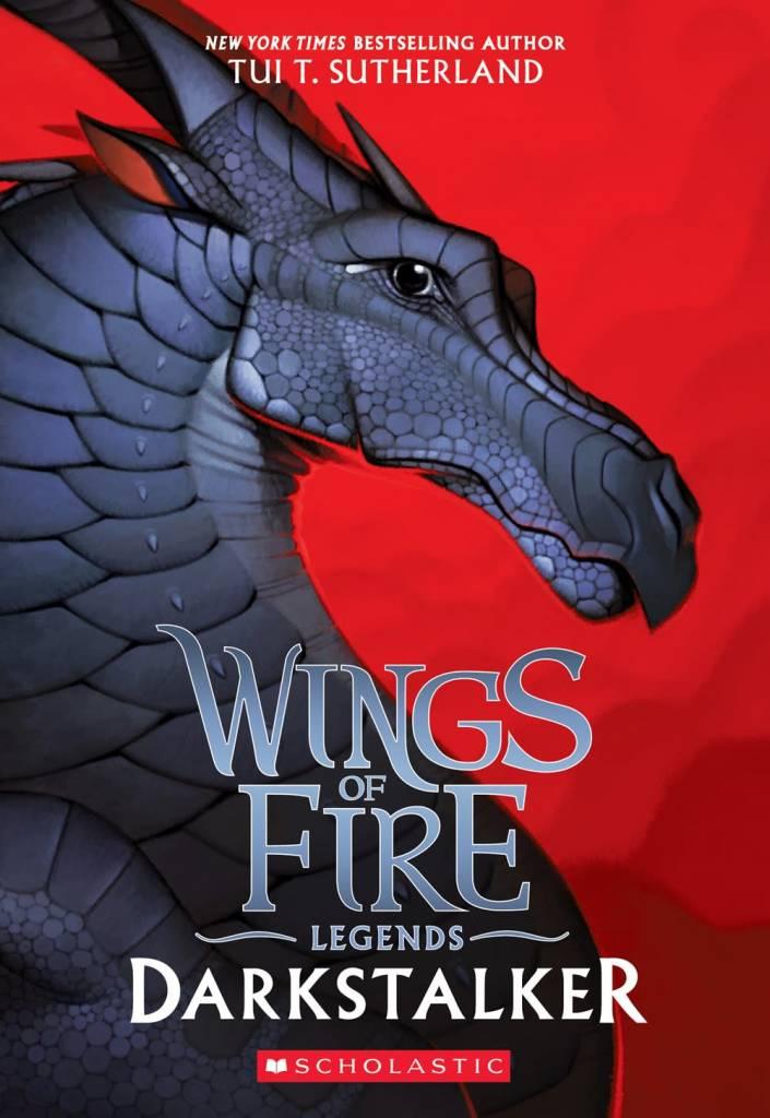 Scholastic Inc. Wings of Fire: Legends 01 Darkstalker