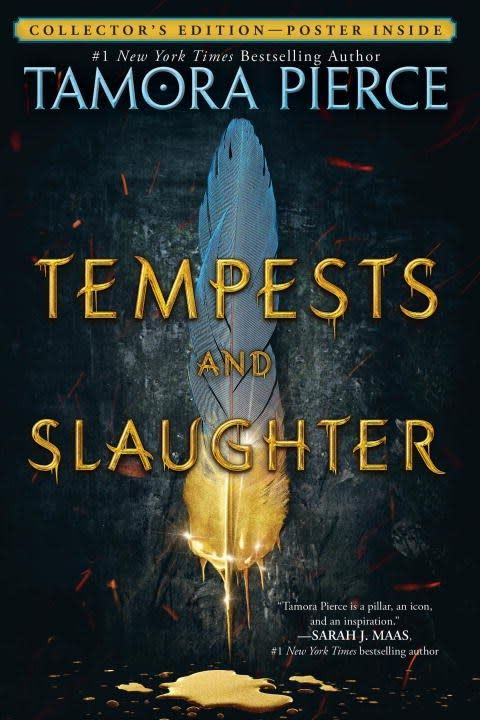 Random House Books for Young Readers The Numair Chronicles 01 Tempests and Slaughter