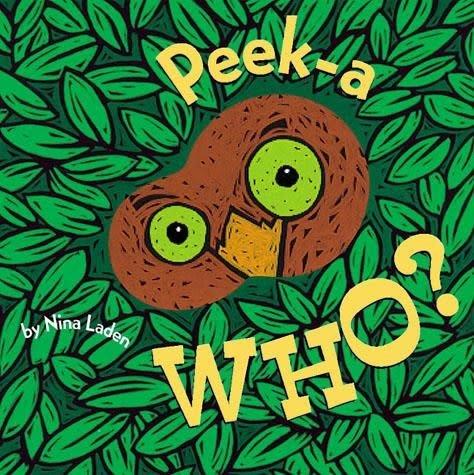 Peek-A 01 Peek-a-Who?