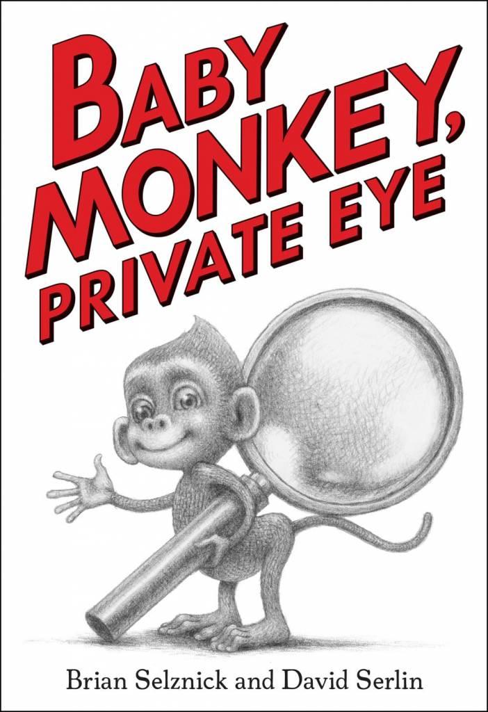 Scholastic Press Baby Monkey, Private Eye