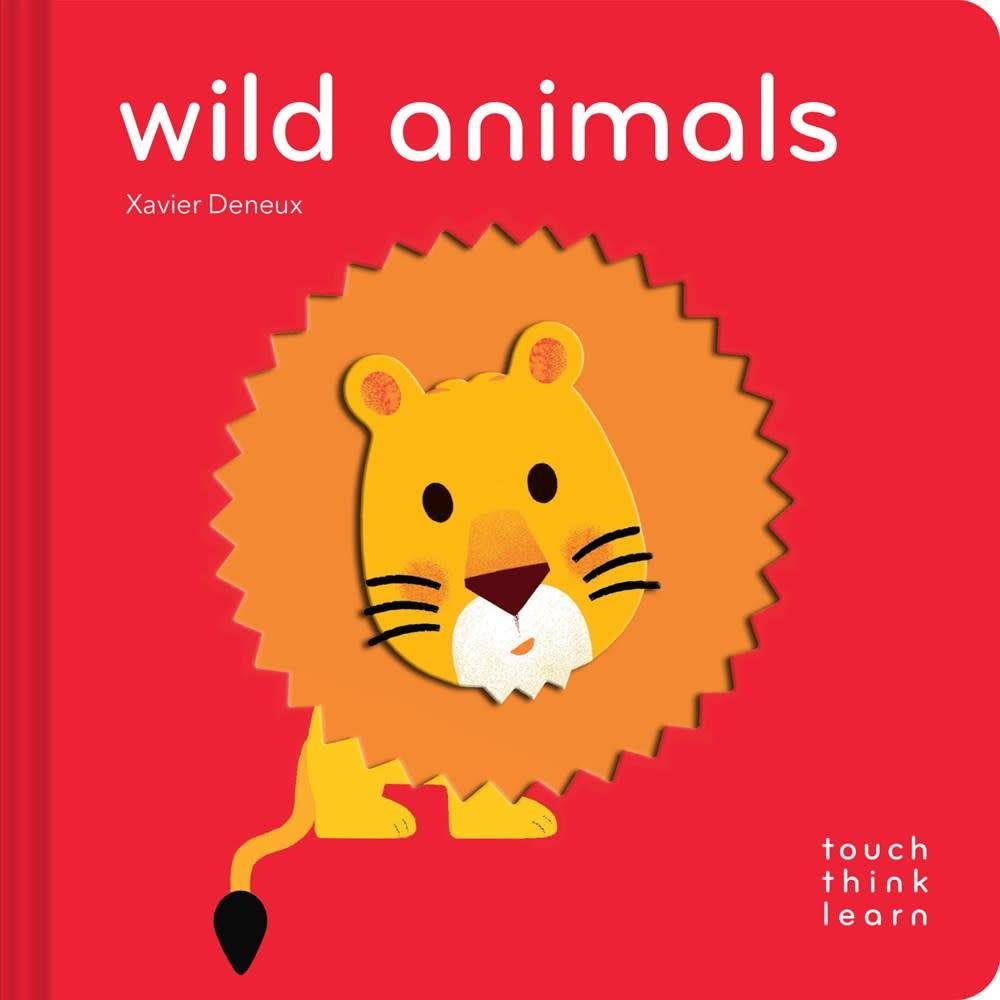 Chronicle Books TouchThinkLearn: Wild Animals