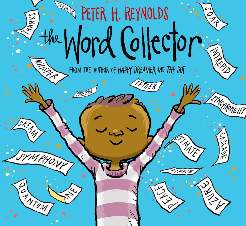 Orchard Books The Word Collector