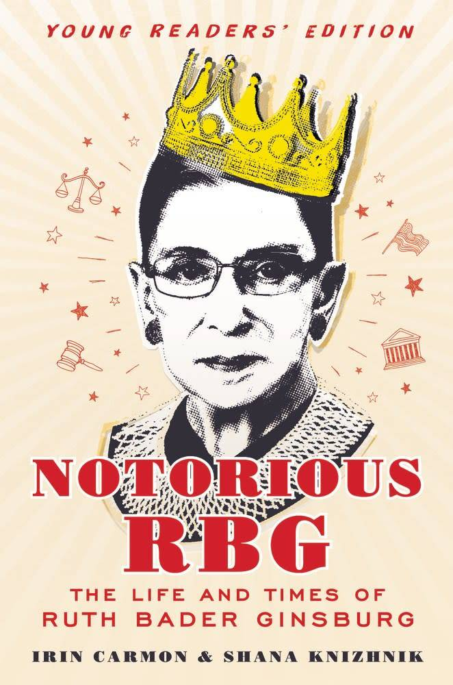 HarperCollins Notorious RBG: Young Readers' Edition