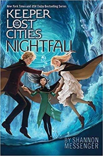 Aladdin Keeper of the Lost Cities 06 Nightfall