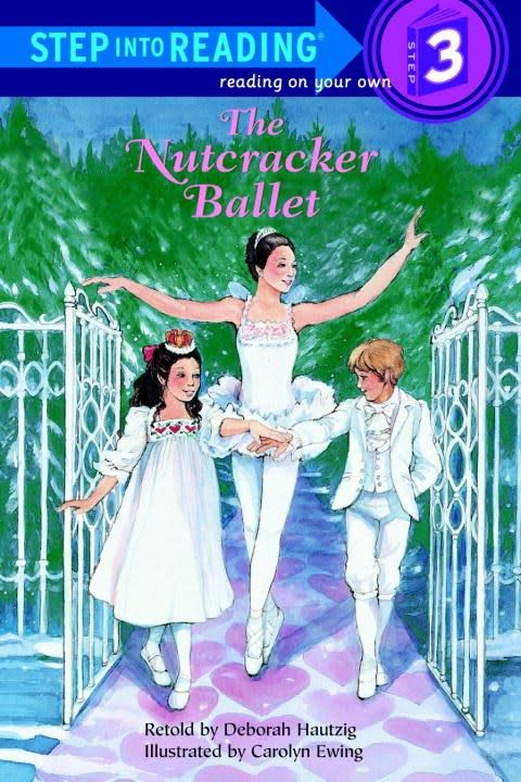 Random House Books for Young Readers Nutcracker Ballet (Step into Reading, Lvl. 3)