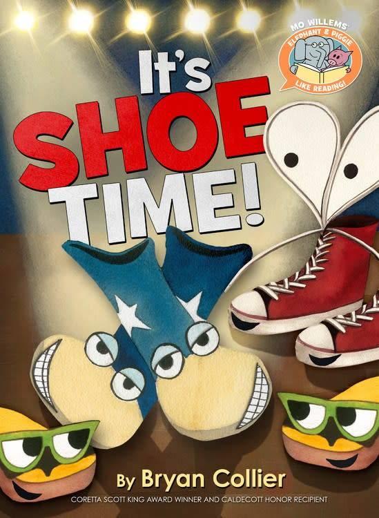 Disney-Hyperion Elephant & Piggie Bookclub: It's Shoe Time!