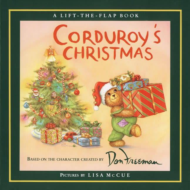 Corduroy: Corduroy's Christmas (Lift-the-Flap Book)