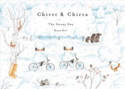 Enchanted Lion Books Chirri and Chirra: The Snowy Day
