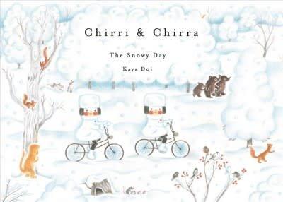 Enchanted Lion Books Chirri & Chirra: The Snowy Day