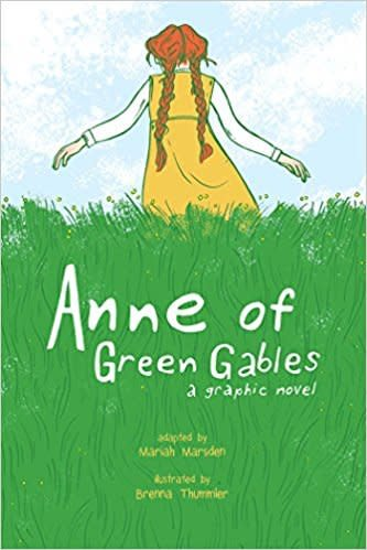 Andrews McMeel Publishing Anne of Green Gables (Graphic Novel)