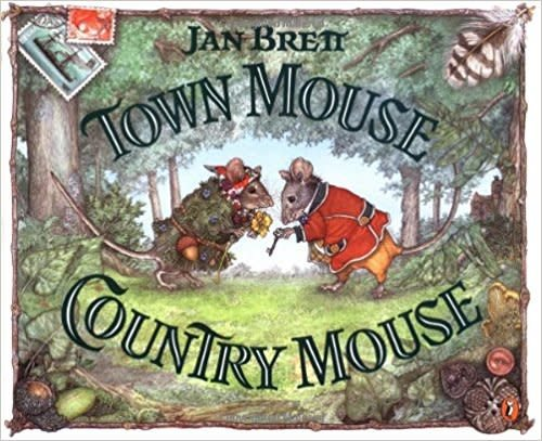 G.P. Putnam's Sons Books for Young Readers Jan Brett's Animal Treasury