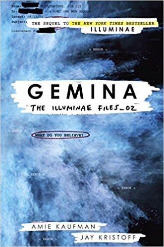Ember The Illuminae Files 02 Gemina