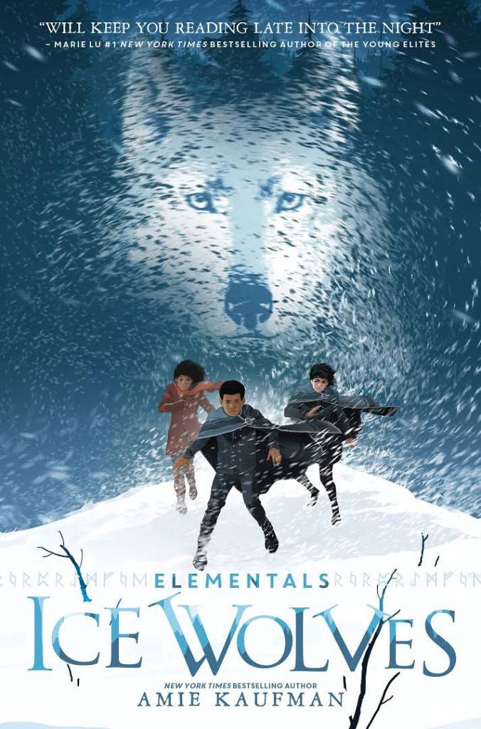 HarperCollins Elementals: Ice Wolves