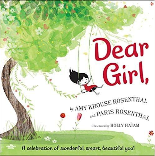 HarperCollins Dear Girl,