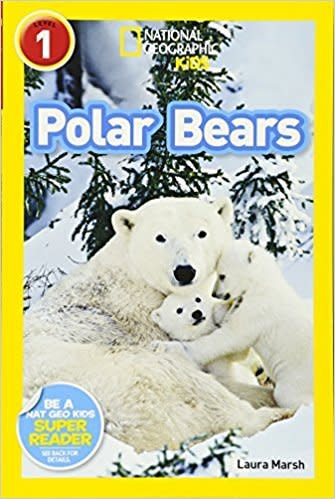 Polar Bears (Nat Geo Readers, Lvl 1)