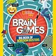 National Geographic Children's Books Nat Geo: Brain Games: Big...Busters
