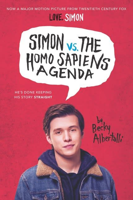 Balzer + Bray Simon vs. the Homo Sapiens Agenda Movie Tie-in Edition